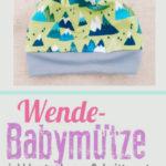 Babymütze - Kostenlose Anleitung mit Schnittmuster