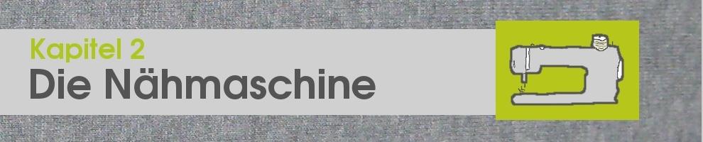 Die Nähmaschine Kapitel 2 - Eager self