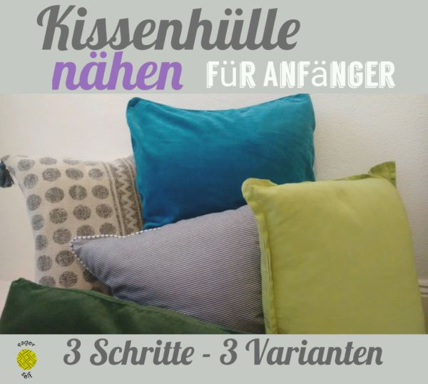 kissenh lle n hen f r anf nger 3 varianten eager self. Black Bedroom Furniture Sets. Home Design Ideas