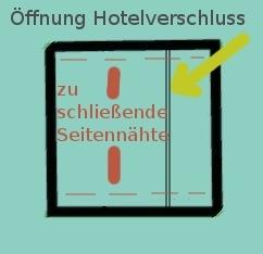 hotelverschluss-oeffnung
