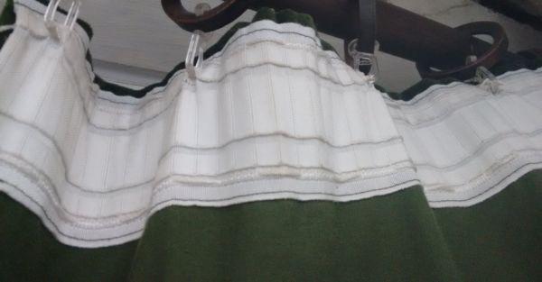 Schwerer Vorhang Sammlung : Vorhang nähen einfache anleitung für anfänger