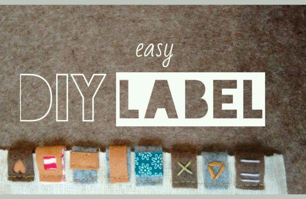 Labels selber machen