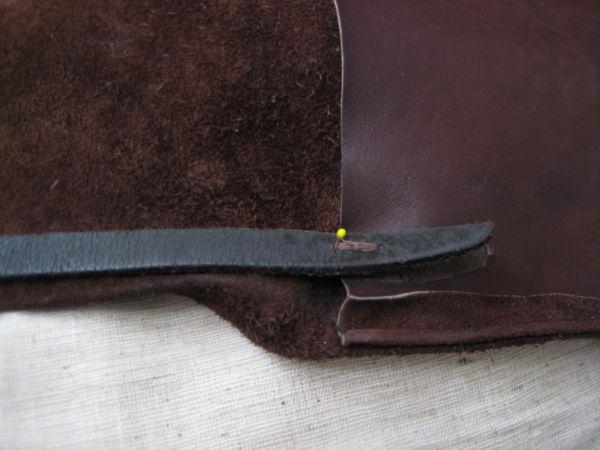 Tasche Griff befestigen