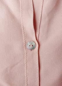 Knopfleiste - Verschlußblende