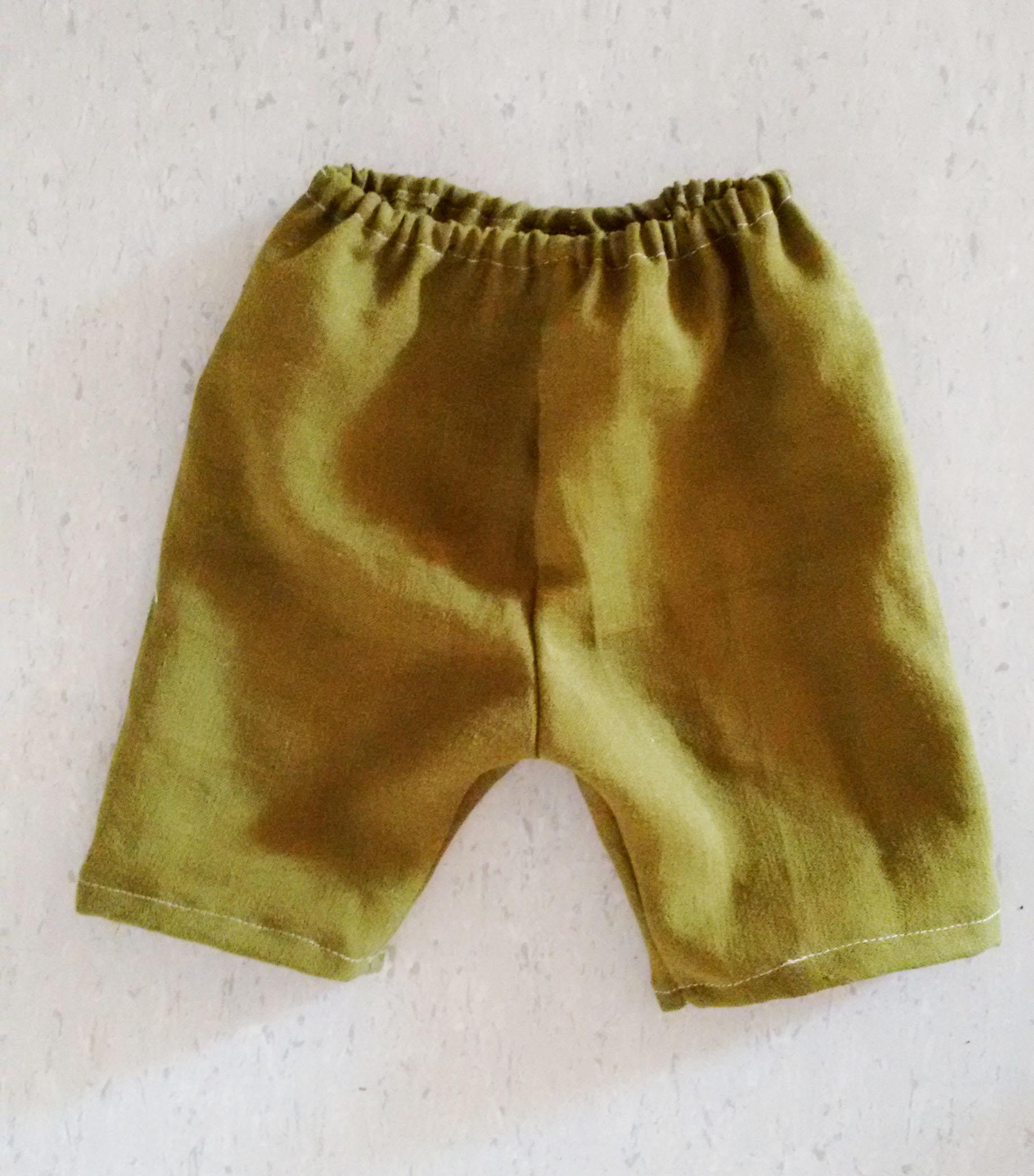 Einfache Kinderhose nähen - kostenloses Schnittmuster - DIY Kinder ...