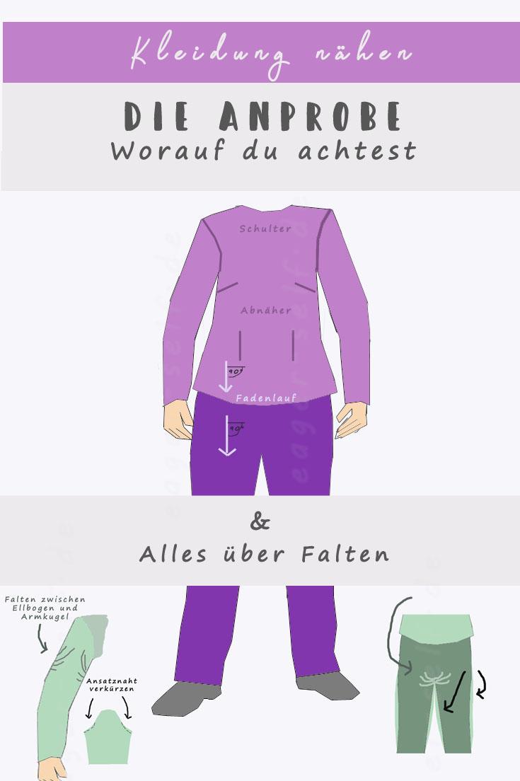 Kap. 6.4 | Kleidung nähen in 3 Schritten • eager self