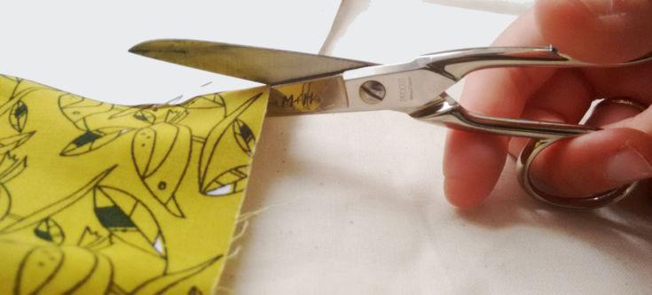 Zuschneiden - Die richtige Technik