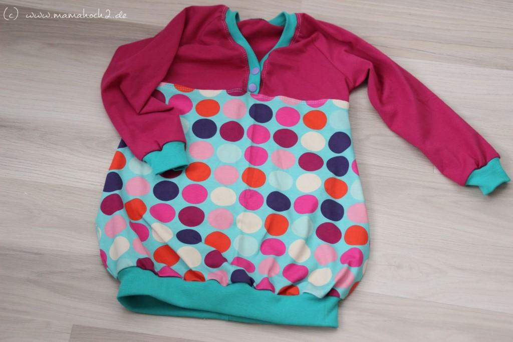 schnittmuster kleid mädchen ballonkleid