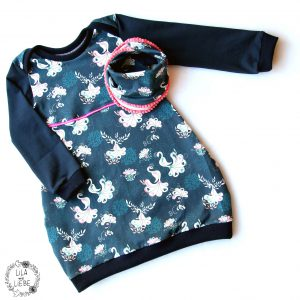 Schnittmuster kleid madchen langarm kostenlos